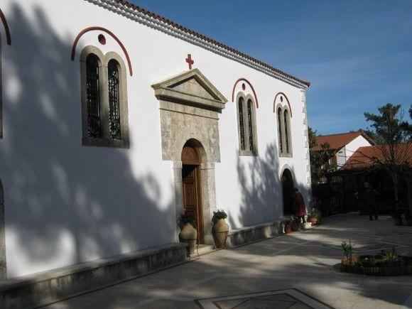 Lefkada Monastery of Feneromeni