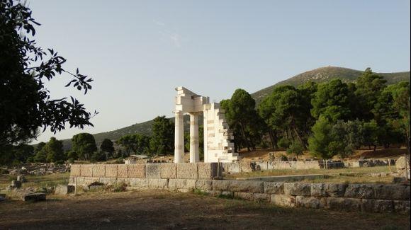 Epidaurus Sanctuary of Asklepios
