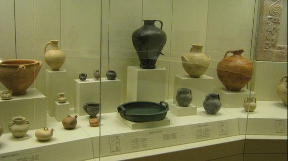 Mycenae Archaeological Museum