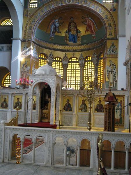 Thesaloniki Church of Agios Dimitrios