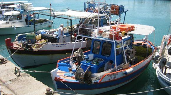 Heraklion Town Port