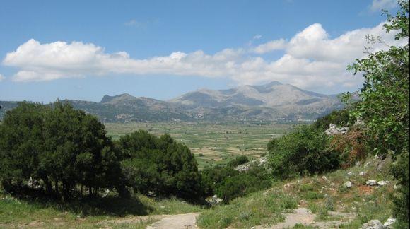 Crete Lassithi Plateau