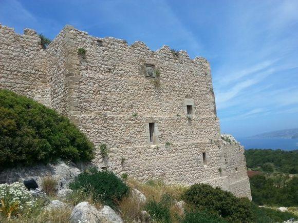 Rhodes Castle of Kritinia