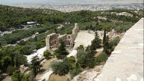Athens Theatre of Herodes Atticus