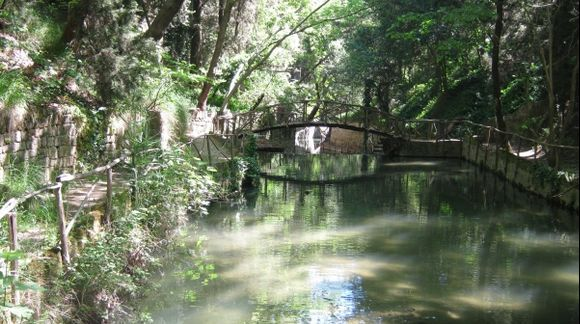 Rhodes Town Rodini Park