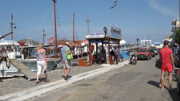 Crete Elounda Port
