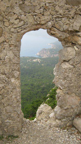 Rhodes Monolithos Castle