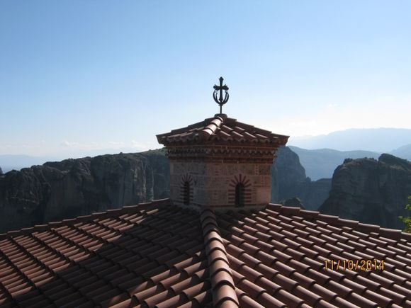 Meteora Monastery of Varlaam