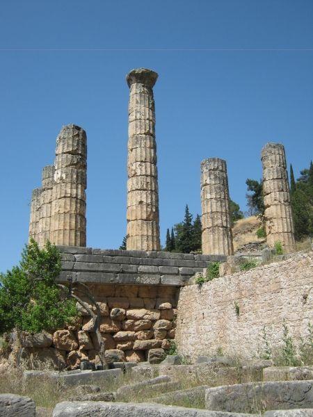 Delphi Ancient Site
