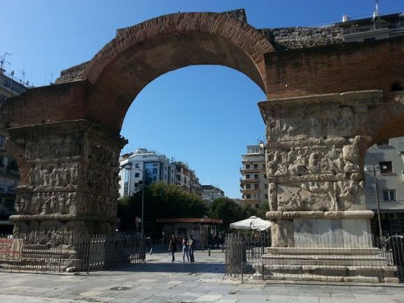 Thessaloniki Arch of Galerius