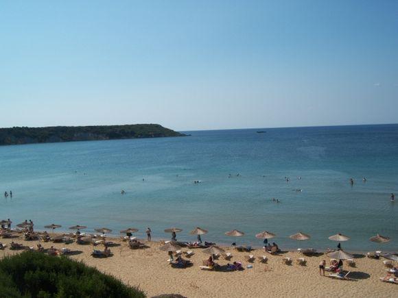 Zakynthos Gerakas beach