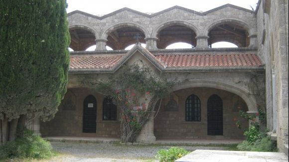 Rhodes Monastery of Filerimos