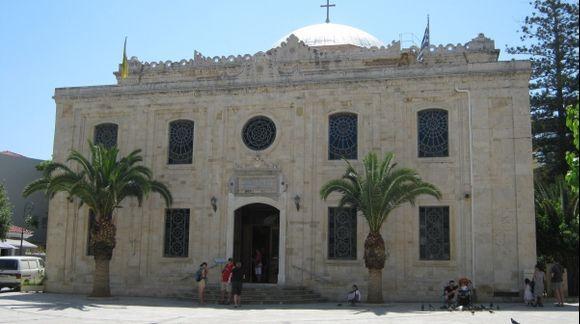 Crete Heraklion Agios Titos Church