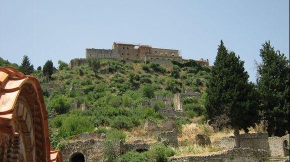 Mystras Palace of Despots