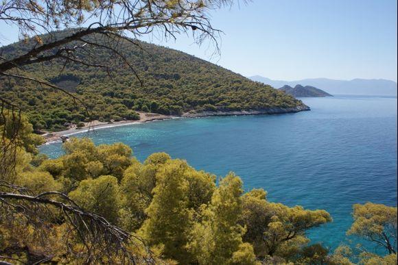 Dragonera Beach..... Agistri