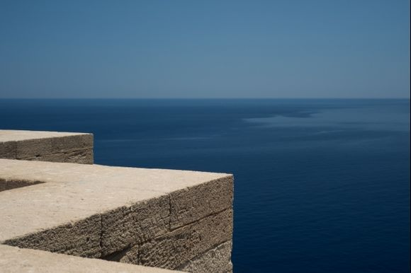 Rhodes with a view