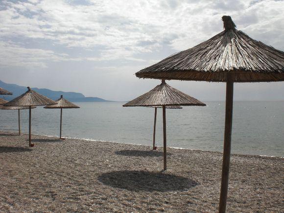 pythagorion beach
