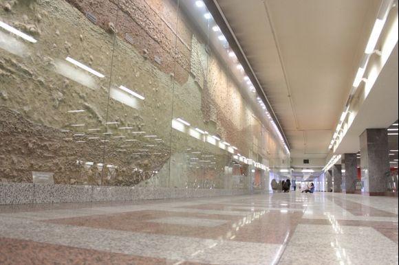 Athens, Syntagma Metro Station