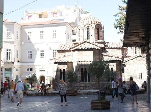 Athens, Ermou str.