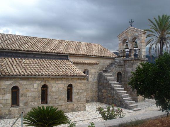 Agios andreas Monastery