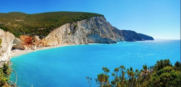 Porto Katsiki - the big picture