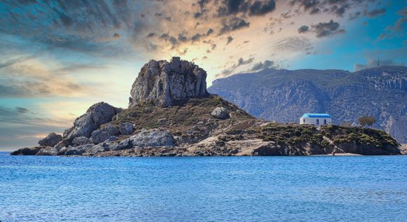 kastari islet