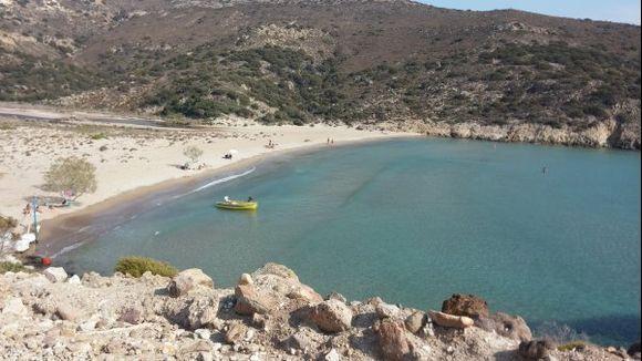Agathia, Milos.