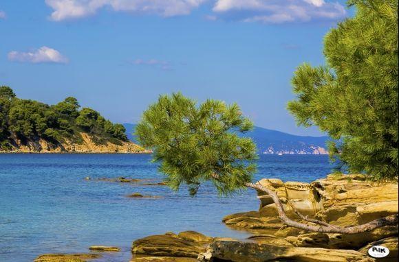 Paradise at Ormos Pangias