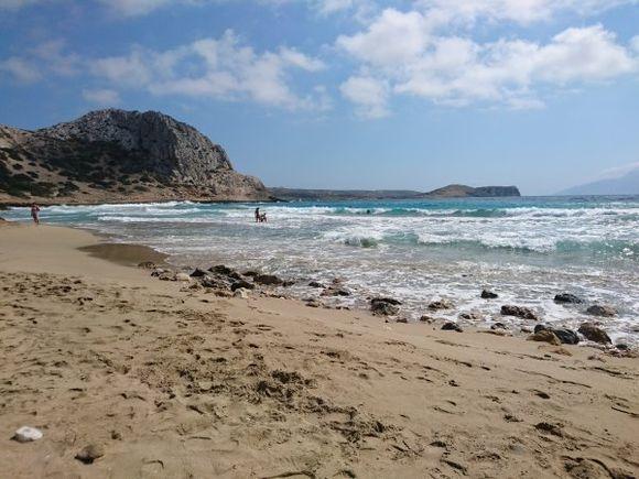 Arkassa beach