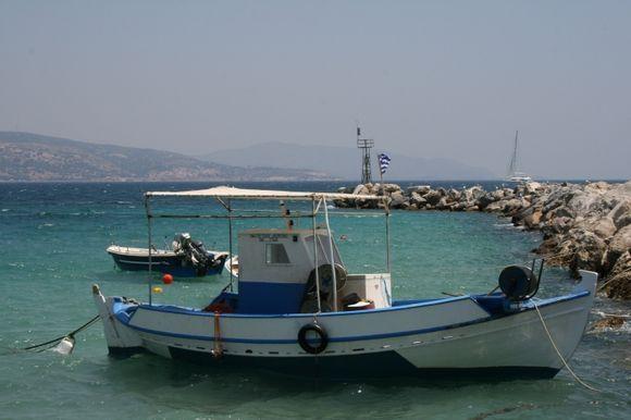 Ireon harbour
