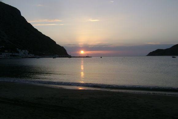 Kamares beach, SifnosKamares beach,