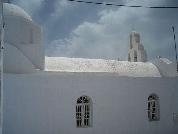 chapel - chora