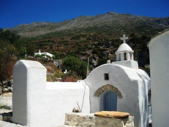 chapel ... way to lagada