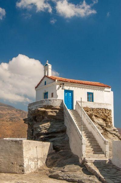 Agia Thalassini, Andros