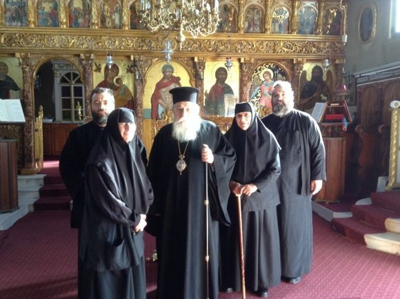 Saint Andreas Monestry