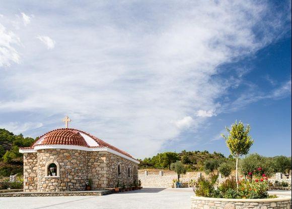Rear new Church Lardos