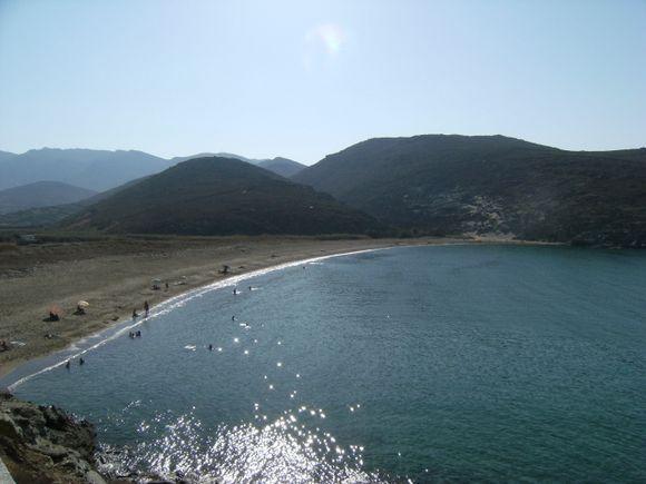 Tinos - Kolimbithra beach