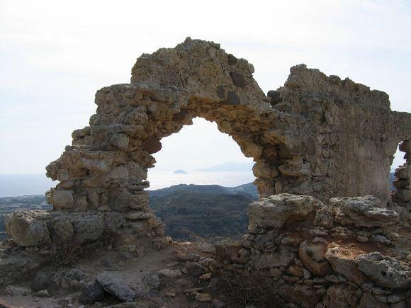 antimahia ruin