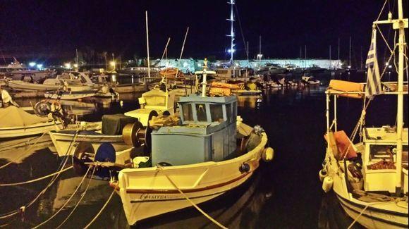 Kos Town, touristic port
