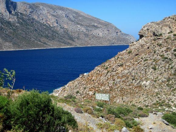 Kalymnos island, Arginonta coast