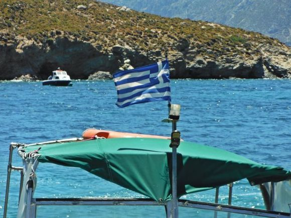 Telendos july 2012, Kalymnos island
