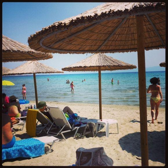 Halkidiki, Platania beach
