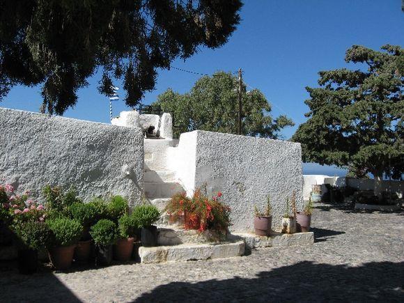 Santorini, Panagia Episkopi