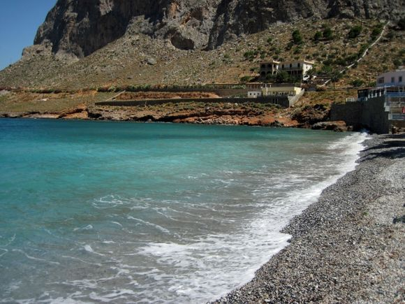 Kalymnos island, Arginonta beach