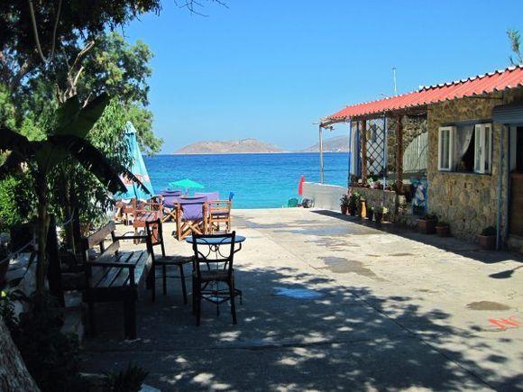Kalymnos july 2012, Arginonta beach