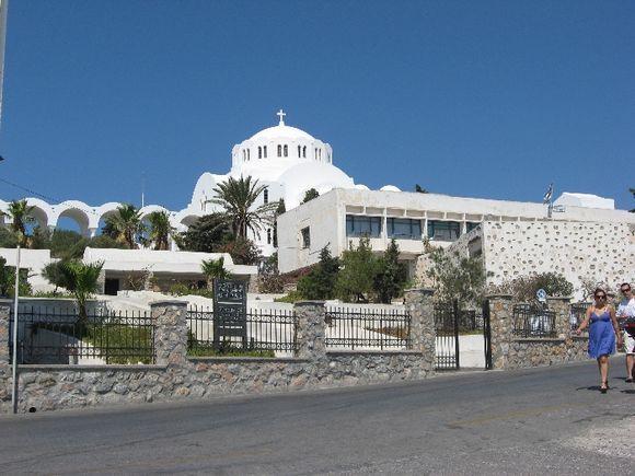 Santorini, Museum of Prehistoric Thira