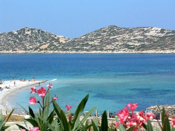 Aghios Pavlos beach -Aug 2007
