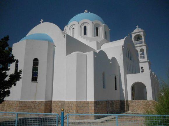 church in skala agistri
