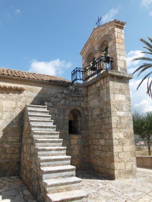 beltower of ts. andrews monastery