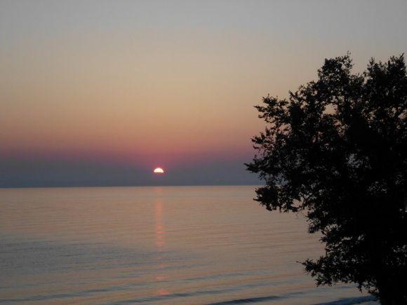 sunrise in argasi